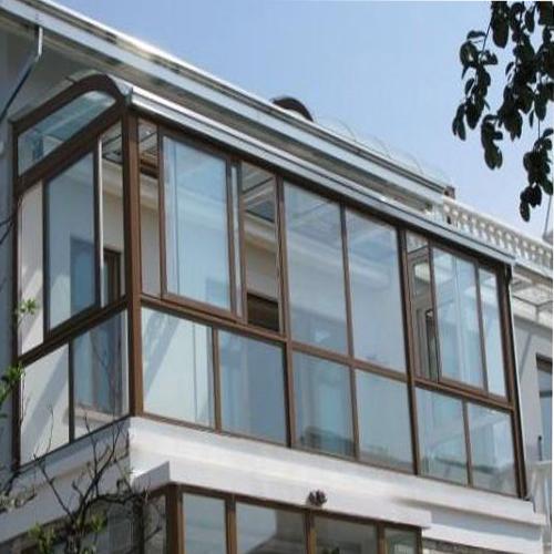 断桥铝阳台窗户案例2